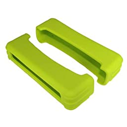 82 Series Rubber Boot Size 8 - Green (Pair) - 1.5 Inch X 5.25 Inch X 2 Inch