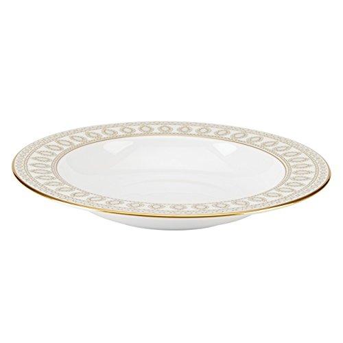 Lenox Marchesa Gilded Pearl Pasta Rim Soup, White -  851064