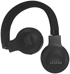 JBL E45BT Cuffie Wireless Sovraurali, Cuffie On Ear universali Pieghevoli Bluetooth con Microfono integrato, Comandi sul padiglione, Fino a 16h di