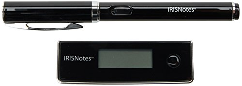 IRISNotes Executive Digital Scanner iPhone