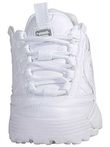 White white Fila D Calzado white Formation W wAqY04Iq