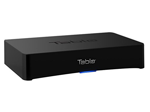 Tablo 4-Tuner Digital Video Recorder [DVR] for Over-The-Air [OTA] HDTV with Wi-Fi for LIVE TV Streaming by Tablo