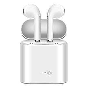 Pajuva Wireless Headphones, In-Ear Earpieces, Earphones, Bluetooth Earbuds