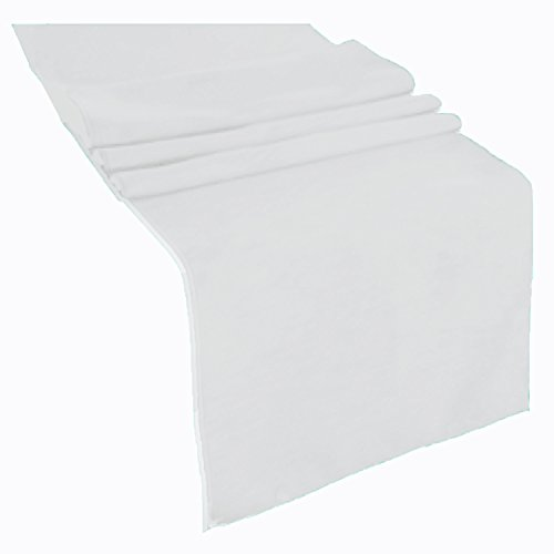 Runner Linens Factory Runner Polyester 12x72 Inches - Polyester Runner Table