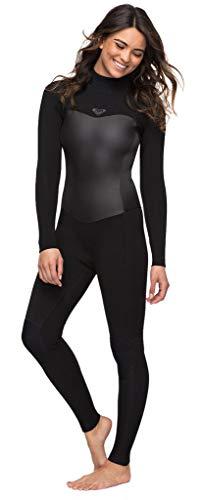 Roxy Womens 5/4/3Mm Syncro Series - Back Zip GBS Wetsuit - Women - 10T - Black Black 10T from Roxy