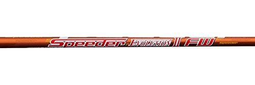 Fujikura(フジクラ) Speeder EVOLUTION II FW50 ゴルフシャフト フェアウェイウッド用 単品 フレックス S  SPD EVO II FW50  キックポイント:中調子 シャフト重量:59g B019GH8OVY