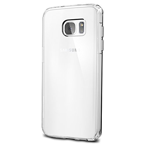 SPIGEN Ultra Hybrid Case TPU Case for Samsung Galaxy S7 (Clear) - 1