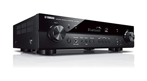Yamaha RX-S602 Slim Audio & Video Component Receiver Slimline (Slim Receiver Theater Home)