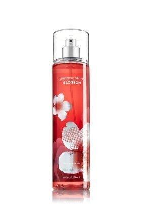 (Bath & Body Works Japanese Cherry Blossom Signature Collection Fragrance Mist 8 fl oz by Thinkpichaidai)
