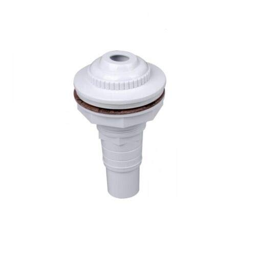 (Above Ground Swimming Pool Complete Return Jet Fitting with Gasket and Adapter)