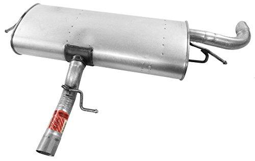 Walker 50072 Muffler Assembly ()