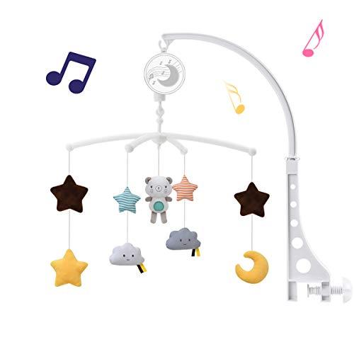 Baby Musical Crib Mobile