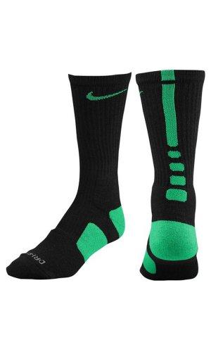 Nike - Polo de manga corta para hombre Black/Court Green/Court Green