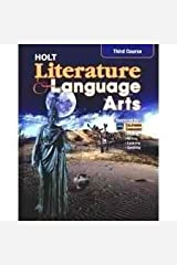 Literature and Language Arts 3rd Course: California Grade 9 Hardcover