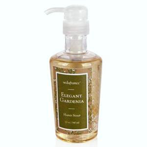 Seda France Classic Toile 12 oz Liquid Hand Soap Elegant -