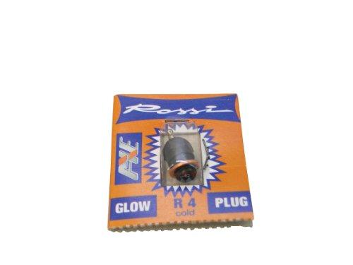 JAMARA R4 Glow Plug Rossi, Cold, 6 - 10 CCM