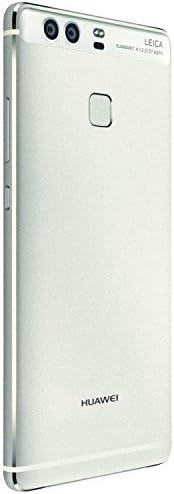 Huawei P9 EVA-L09 32GB Mystic Silver, 5.2 Inch, 12 MP, GSM Unlocked International Model, No Warranty