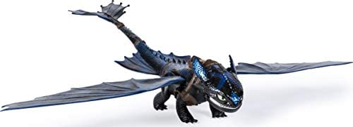 Giant Toothless 20 in environ 50.80 cm feu Breathing effets Dragons 6045436 DreamWorks