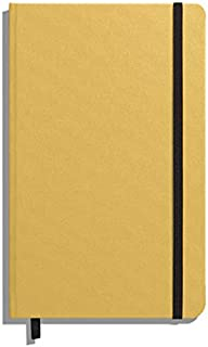 product image for Shinola Journal, HardLinen, Ruled, Golden (5.25x8.25)