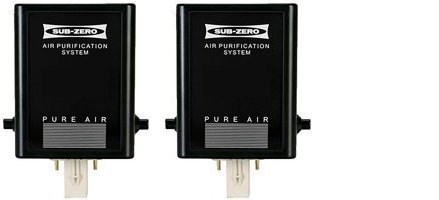 (Sub-Zero 7007067 Refrigerator Air Purification Cartridge (Pack of 2))