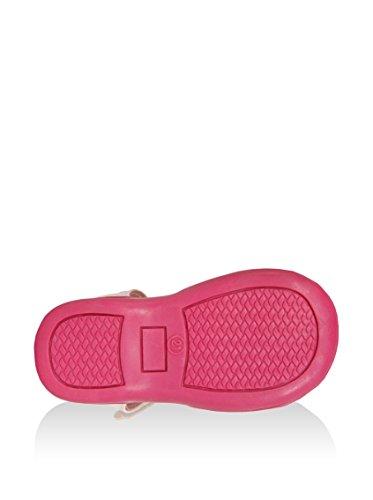 Sandales pour Fille URBAN 148260-B1070 WHITE-PINK