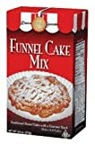 Fun Pack Foods Traditional Flavor Funnel Cake Mixes (Pack of 4)