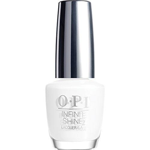 OPI Infinite Shine Nail Polish, Non-Stop White, 0.5 fl. oz.