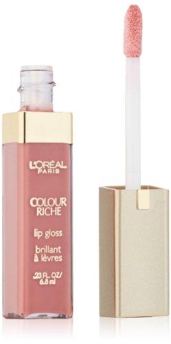 L'Oreal Paris Colour Riche Lip Gloss, Rich Pink, 0.23 fl. oz.