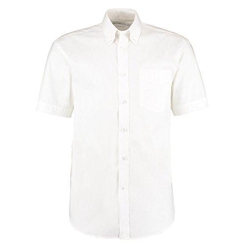 Kustom Kit - Camisa casual - para hombre blanco