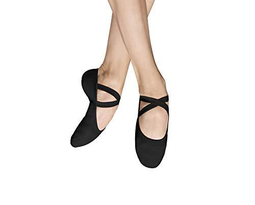 Bloch Men's Performa Dance Shoe, Black, 7.5 B US (Mens Ballet Shoes)