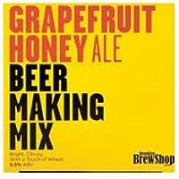 Brooklyn Brewshop - Grapefruit Honey Ale 1 Gallon All-Grain Recipe Kit