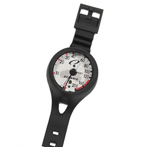 Oceanic SWIV Max-Depth Wrist Gauge