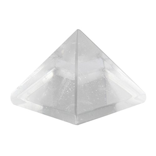 quartz crystal pyramid - 7