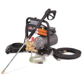 Steam Injector - Shark HE-201406D 1,400 PSI 1.8 GPM 120 Volt Electric Light Industrial Series Pressure Washer
