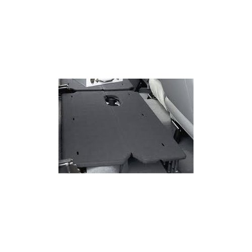 Load Floor - Mopar 82209986 Black Load Floor for Rear Seats, Quad Cab, 1 Pack