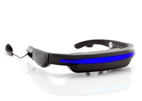 PowerLead Mobile Theatre Video Glasses 52 Inch Virtual Screen