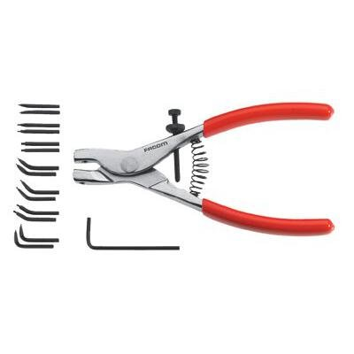 Circlip® Retaining Ring Pliers - ext retaining ring-clippilers scw ()