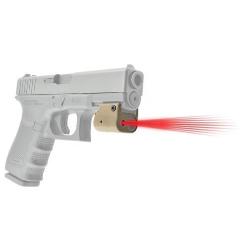 LaserLyte Center Mass Red Laser - Tan