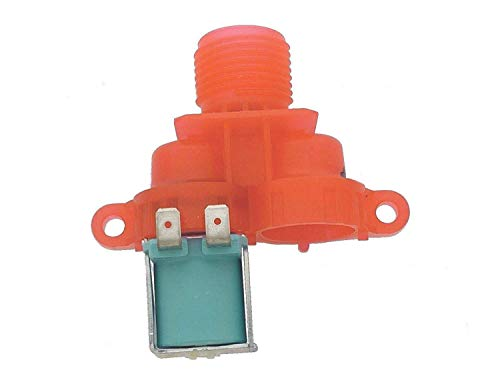 Global Products Washer Hot Water Inlet Valve Compatible with Kenmore - Water Washer Hot Inlet