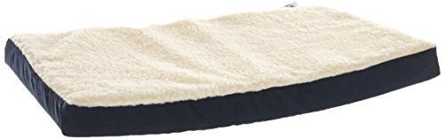 Snoozer Foam Pet Crate Pads and Mats in 5 Sizes, 16 by 24-Inch, (Colored Pet Crate Pad)