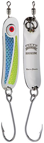"""Hookum"" Spoon Fishing Lure - Tropic Thunder 