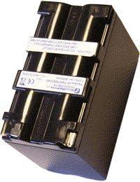 InfoLithium//® Battery for SONY DCR-TRV355E 6600mAh 7.2V