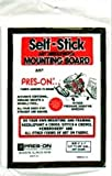 "Bulk Buy: Pres-On Pres On Mounting Board 5""X7"" B5 (3-Pack)"