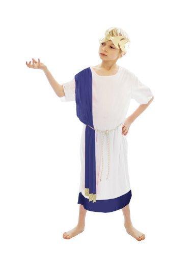 Child Roman Emperor Costume (Roman Emperor Age 10-12)