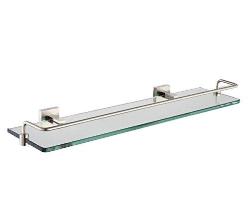 Kraus KEA-14445BN Aura Bathroom Accessories - Shelf with Railing Brushed Nickel by Kraus (Image #6)