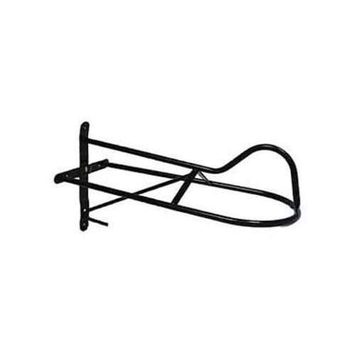 Partrade Wall Saddle Rack 24in Black