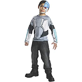 Cyborg Deluxe Child Costume Teen Titans Go!
