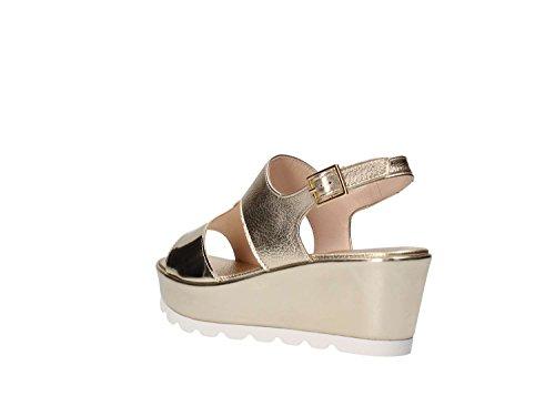 Wedge Sandals B Platinum 0476sole Martina Women v6Pqa1RWw