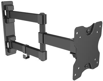 Full Motion TV Wall Mount Bracket Tilt Swivel 14 17 19 20 22 23 24 26 LED LCD TV