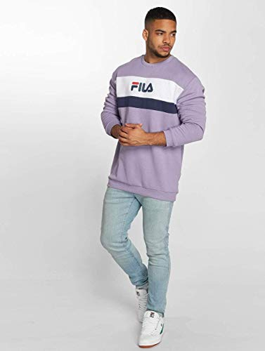 Sweatshirt Fila Sweatshirt Men Men Steven Fila Steven Violet Violet Men Fila 8AxABqR5